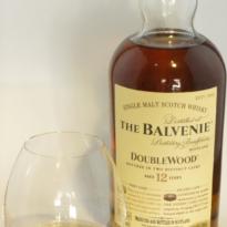 The Balvenie Doublewood 12 yo whisky