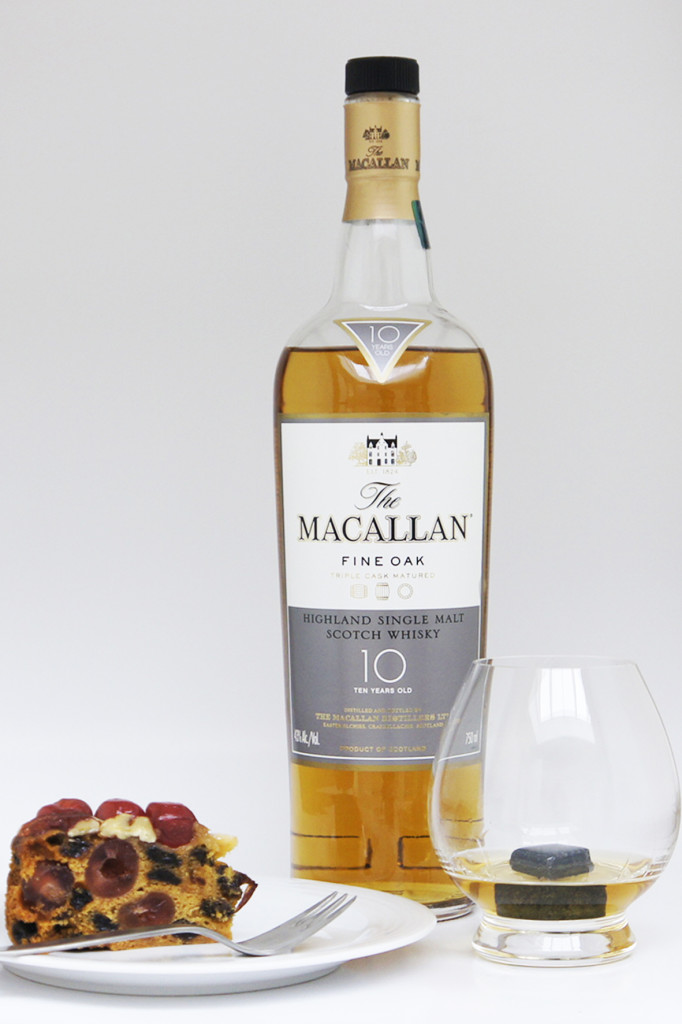 macallan 10yo whisky for christmas day lunch