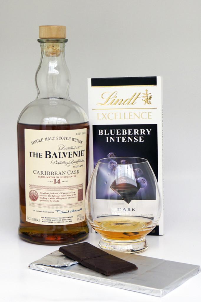 Whisky Chocolate Pairing