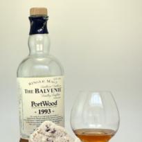 Balvenie Portwood & White Rock whisky cheese pairing