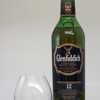 Glenfiddich 12 yo whisky