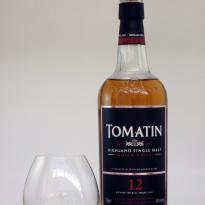 Tomatin 12 yo whisky