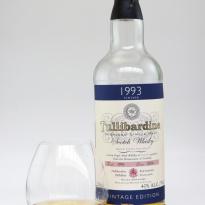 Tullibardine 1993 release whisky