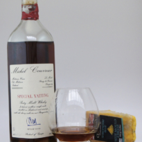 Michel Couvreur special vatting whisky clawson shropshire blue cheese pairing