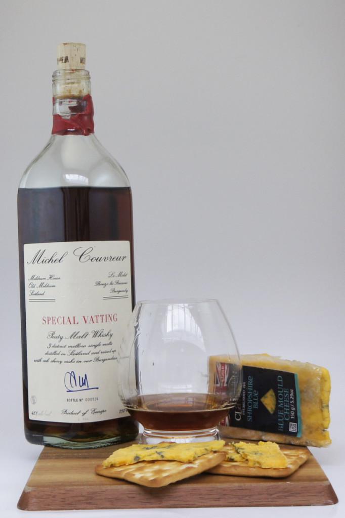 Michel Couvreur Special Vatting & Shropshire Blue
