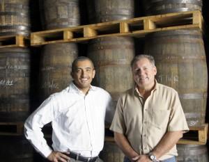James Sedgwick Distillery Andy Watts & John Wentzel