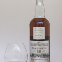 Glendronach 16 yo Platinum Edition whisky