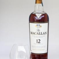 Macallan 12 yo