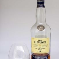 Glenlivet 18 yo whisky
