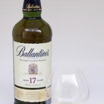 Ballantine's 17 yo whisky