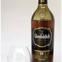Glenfiddich 18 yo whisky