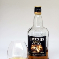 Three Ships Bourbon Cask South African whisky