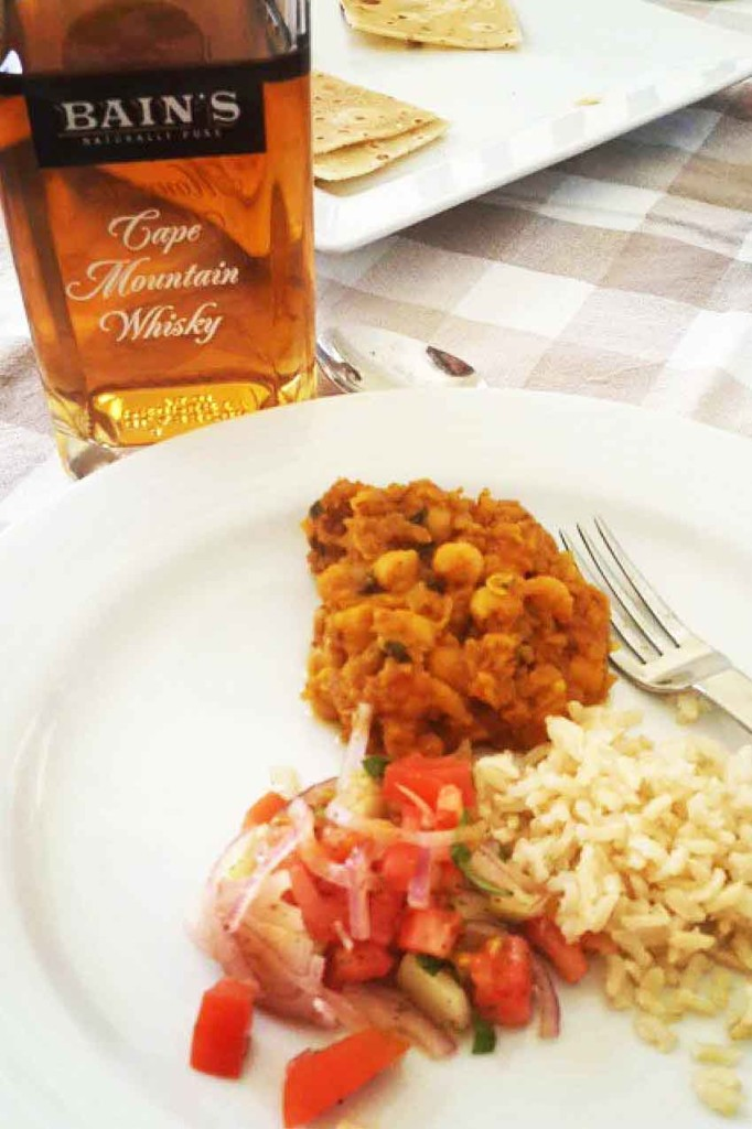 Bains and Indian Food pairing