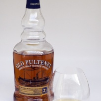 Old Pulteney 21 yo whisky