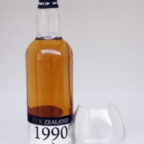 New Zealand 1990 Whisky
