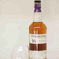 Tomintoul 16 yo whisky