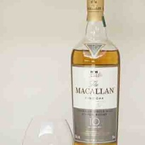 Macallan 10 yo Fine Oak Whisky