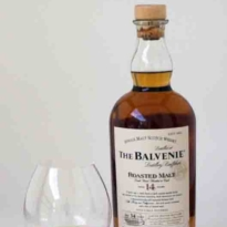 The Balvenie Roasted Malt 14 yo whisky