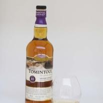 Tomintoul 10 yo whisky