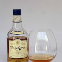Dalwhinnie 15 yo whisky