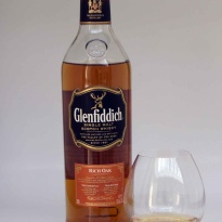 Glenfiddich Rich Oak 14 yo whisky