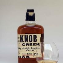 Knob Creek Bourbon Whiskey