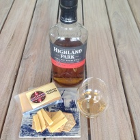 Whisky and Mature Gouda Pairing