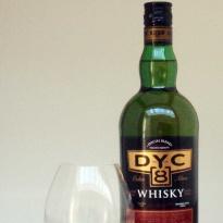 DYC 8 yo Whisky Spain