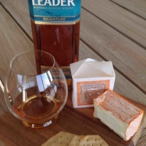 Whisky and Brebirousse d'Argental Cheese pairing Scottish Leader Signature