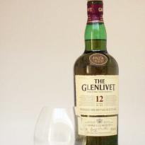 Glenlivet 12 yo whisky
