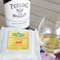 Irish Whiskey And Irish Dubliner Cheese pairing Teeling Small Batch