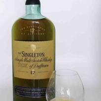 Singleton 12 yo whisky
