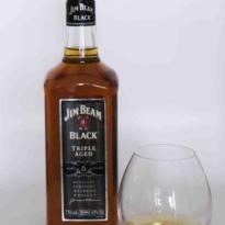 Jim Beam Black 6 yo Bourbon Whiskey