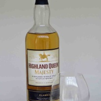 Highland Queen Majesty Classic Whisky