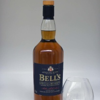 Bells Special Reserve whisky