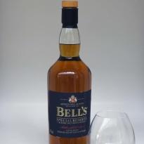 Bells Special Reserve whisky