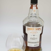 Three Ships PX Cask 10 yo whisky