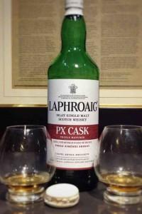 whisky chocolate pairingsLaphroaig PX Cask NYE2016