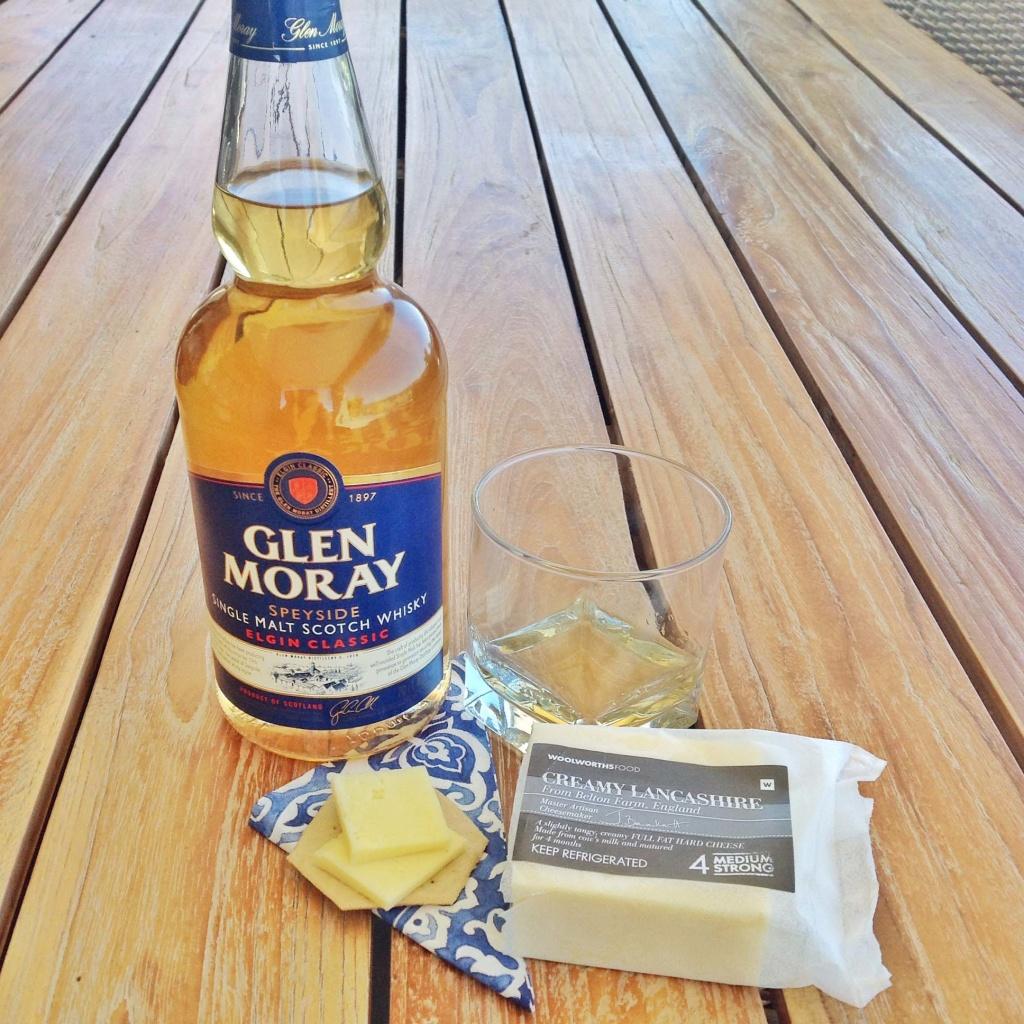 Lancashire Whisky pairing Glen Moray