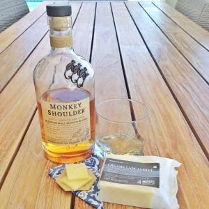 Lancashire Whisky pairing Monkey Shoulder