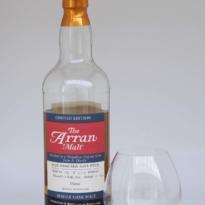 Arran Napoleon Cognac Cask whisky