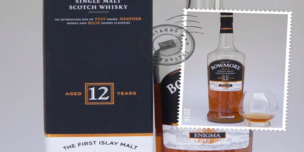 Bowmore Enigma 12 yo single malt whisky