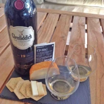 Etorki Cheese whisky pairing Glenfiddich