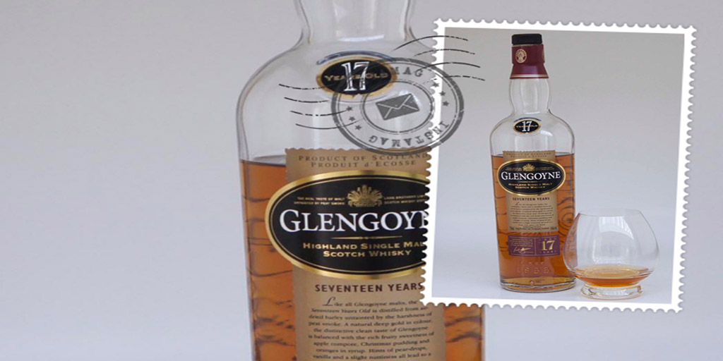 Glengoyne 17 yo single malt whisky