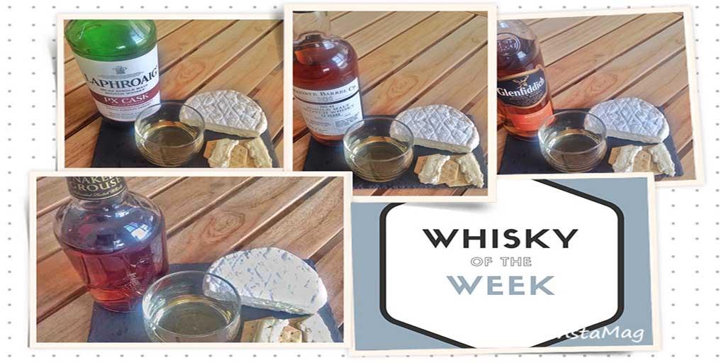 Roydon Camembert whisky pairing