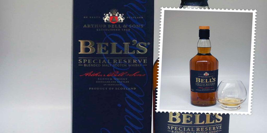 Bells Special Reserve blended whisky