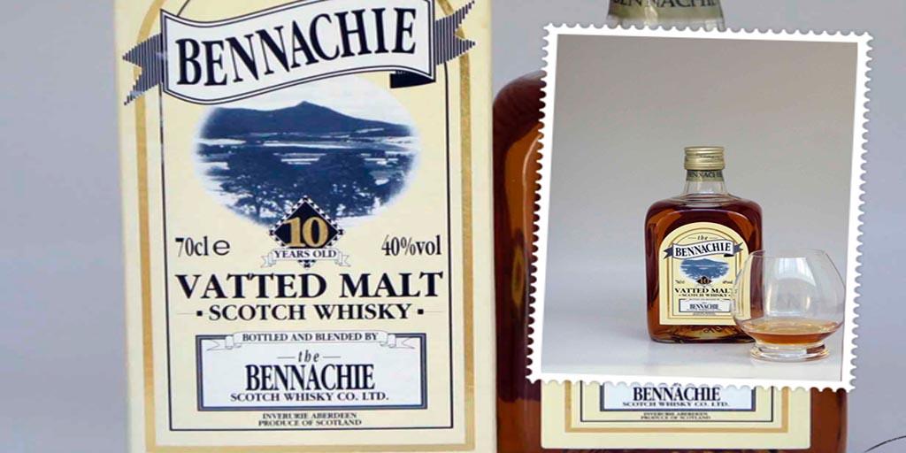 Bennachie Vatted Malt scotch whisky