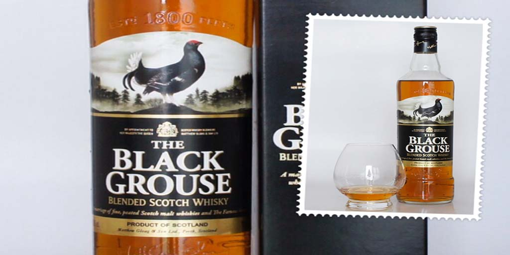 Black Grouse blended whisky