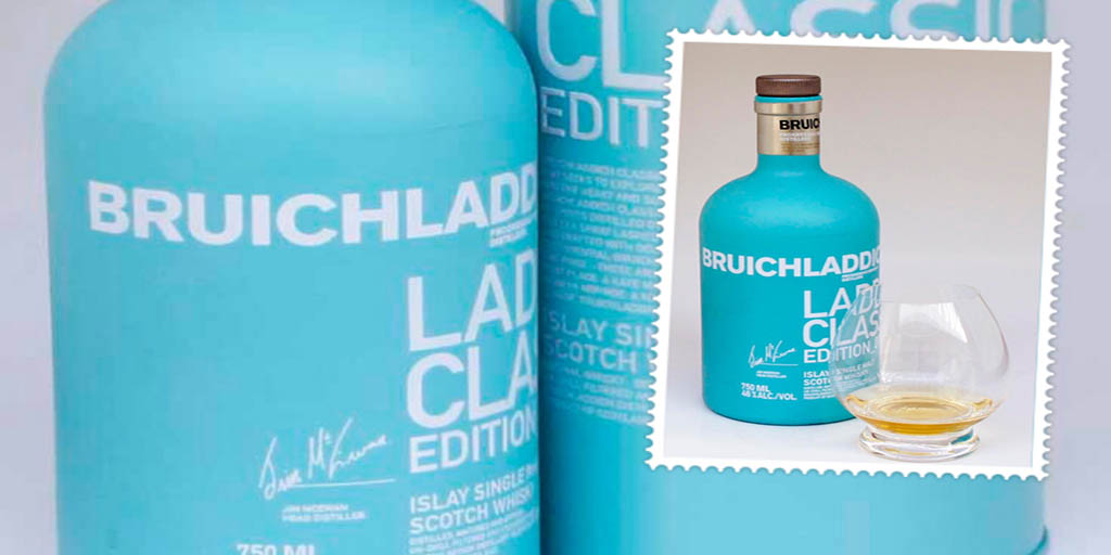 Bruichladdich Laddie Classic Edition 01 single malt whisky