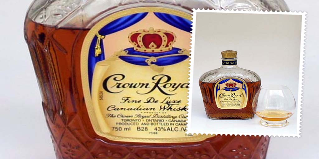 crown royal deluxe blended whisky